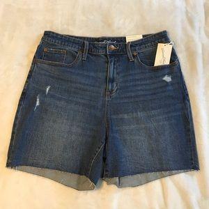 Women's Boyfriend Jean shorts